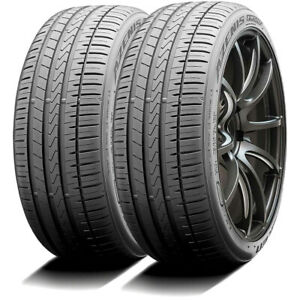 2 New Falken Azenis Fk510 245 40zr17 245 40r17 95y Xl High Performance Tires