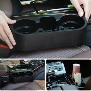 Car Seat Gap Inserted Cup Food Drink Bottle Mount Organizer Storage Holder Stand