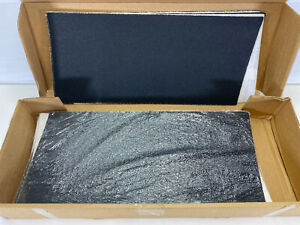 26 Pieces Essex Silver Line 60 Grit 8 X 17 5 8 Hook And Loop Sandpaper Sheets