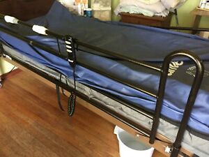 Drive Electric Home Care hospital Adjustable Bed Delta Ultra Light 1000