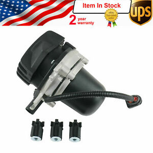 Left Secondary Air Pump For Porsche Cayenne 4 5l V8 03 06 Cyl 5 8 95560510510