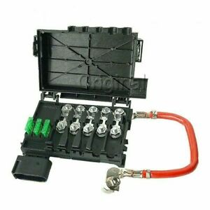 New Fuse Box Battery Terminal For Volkswagen Golf Jetta Beetle 1j0937550ab 2 0l