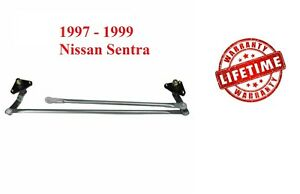 New Wiper Transmission Linkage For 1997 1999 Nissan Sentra New 97 98 99 Only