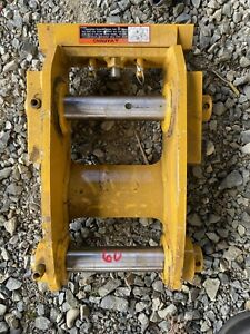 John Deere 60 Excavator Manual Wedge Quick Coupler