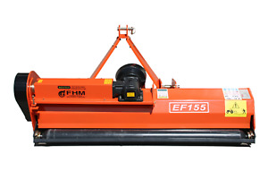 60 Field Flail Mower Cat i 3pt 20hp Rating fh ef155