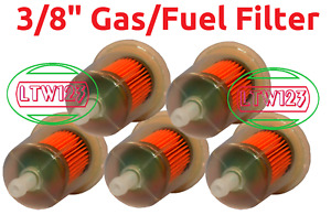 10 3 8 Gas Filter High Performance Extra Long