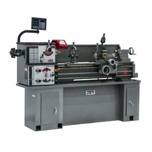Jet 323115 Ghb 1340a Lathe With Newall Dp500 Dro With Taper Attachment