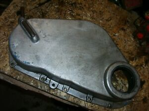 Vintage Fordson Major Diesel Tractor Engine Front Cover Vent Tube