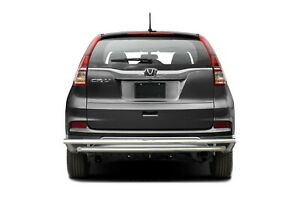 Kasei Fits 2012 2016 Honda Crv Stainless Rear Bumper Guard Double Layers