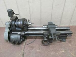 South Bend Model A Metal Lathe 9 X 24 Catalog No 444y For Parts