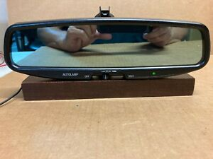 95 Ford Windstar Auto Dimming Rear View Mirror