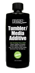 Flitz TA 04885 Green Tumbler Media Additive 7.6 oz. Bottle $22.99