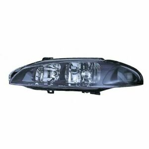 Lh Left Drive Side Headlamp Headlight Fits 1997 1998 1999 Mitsubishi Eclipse