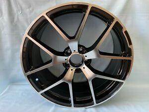 20 Amg Style Staggered Wheels 5x112 Rim Fits Mercedes benz E Class 350 550