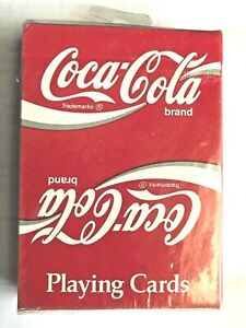 Coca Cola Playing Cards Sealed RARE #351