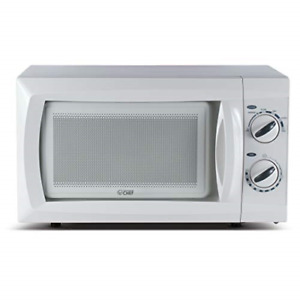 Commercial Chef Counter Top Rotary Microwave Oven 0 6 Cubic Feet 600 Watt