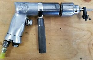 Chicago Pneumatic 3 8 Air Drill Heavy Duty Model Cp788h Auto Mechanic