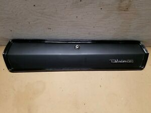 67 1967 Plymouth Belvedere Ii Glovebox Door