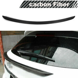 Carbon Fiber Rear Trunk Spoiler Wing Racing Fit For Infiniti Fx35 Fx37 2010 2013