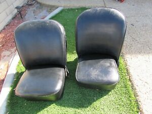 1947 1954 Chevy Truck Bel Air Delivery Wagon Panel Suburban Folding Bucket Seats