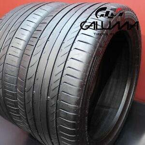 2 Tires Continental Contisportcontact Runflat Ssr 255 40r18 255 40 18 95y 53830