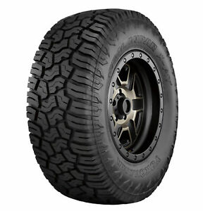 4 New Yokohama Geolandar X At Lt 295 70r17 Load E 10 Ply A T All Terrain Tires