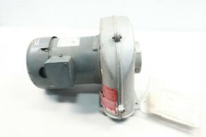 Cincinnati Fan 33 bu Centrifugal Blower 1 3hp 3450rpm 208 230 460v ac