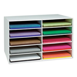 Classroom Keepers Construction Paper Storage 12 X 18