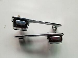 1967 1969 1970 Plymouth Gtx Road Runner Outer Door Handles Dodge Coronet Rt