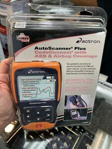 Actron Cp9680 Auto Scanner Plus Codeconnect Withabs Airbag Coverage Sealed New