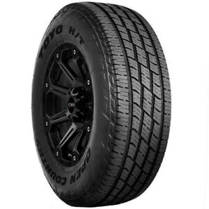 4 255 65r17 Toyo Open Country H T Ii 110t B 4 Ply White Letter Tires