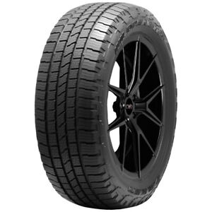2 lt265 70r17 Falken Wildpeak H t02 121 118s E 10 Ply Black Wall Tires