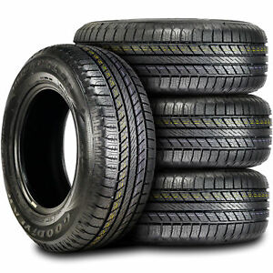 4 New Goodyear Wrangler Hp 215 70r16 99s A S All Season Tires