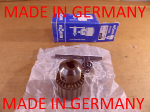 Rohm 1 16 1 4 Keyed Drill Chuck Model 666437 R1 1 Made In Germany Jt1