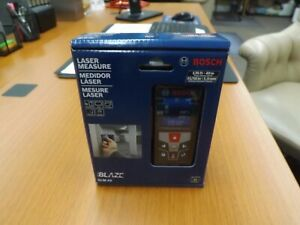 Sealed Bosch Glm 42 Blaze 135 Laser Measure Full Color Display 1 16 Accuracy
