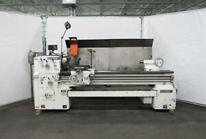Summit 19 4 X 80 Gap Bed Engine Lathe Id l 061