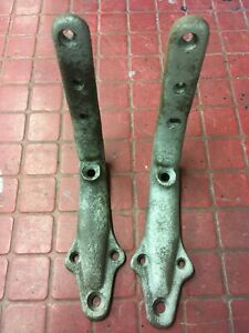 1941 1942 1946 1947 1948 Ford Mercury Woodie b Pillar Top Brackets