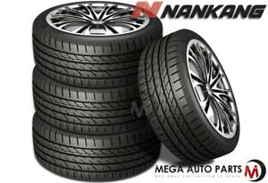 4 Nankang Ns 25 Ns25 All Season Uhp Ultra High Performance 225 55r17 101v Tires