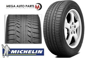 1 Michelin Premier A S 235 55r17 99h All Season Grand Touring Durable 640aa Tire