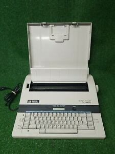 Smith Corona Electronic Typewriter Xd 6600 Spell Right Ii Dictionary Working