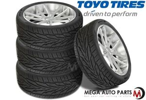 4 Toyo Proxes St Iii 225 65r17 106v M s All Season Performance Truck suv Tires