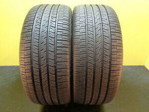 2 Like New Tires Goodyear Eagle Rs A 245 45 20 99v 99 Life 28843