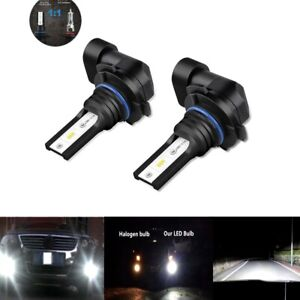2x Fog Lights For Toyota Camry 2002 2006 Corolla 2005 2008 100w Csp Led Lamps Us