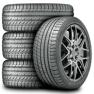 4 New Goodyear Eagle Sport All Season 255 60r18 108w A S High Performance Tires