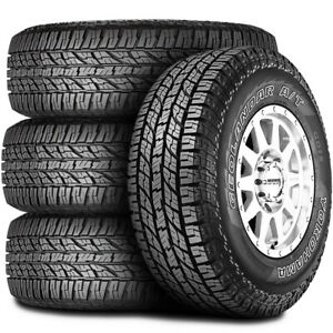 4 Yokohama Geolandar A t G015 Lt 275 65r18 Load E 10 Ply At All Terrain Tires