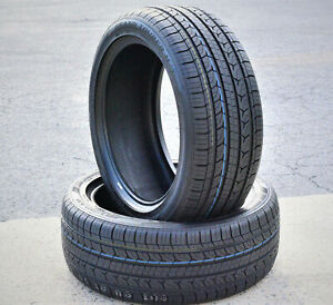 2 New Joyroad Grand Tourer H t 255 45r19 100v A s Performance Tires