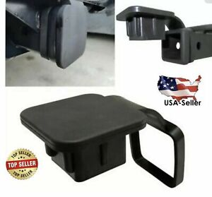 Fit Nissan Honda Chevrolet Ford Tow Hitch Receiver Cover Plug Dust Cap 2 Trailer