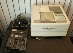 Nidek 3d fit Le 9000ex Pl4 Patternless Edger screen Out Of Service Year 2000