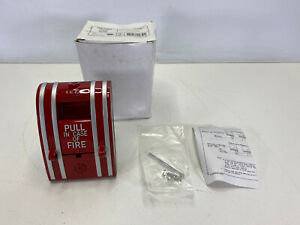 Rare Edwards Signaling Ge 270 spo Fire Alarm Pull Station New In Box