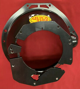Quick Time Ford 4 6 5 4l Modular T56 Steel Bell Housing Scatter Shield Rm 8083